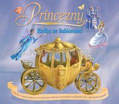 Benešová Alena: Princezny - kniha se šablonami