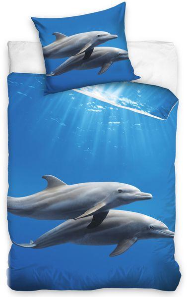 Carbotex Povlečení Delfíni