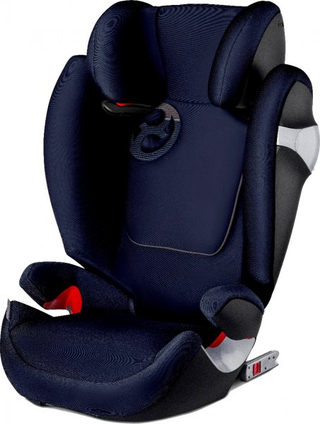Cybex Solution M-Fix 2017, Midnight Blue