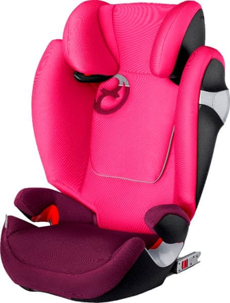 Cybex Solution M-Fix 2017, Mystic Pink