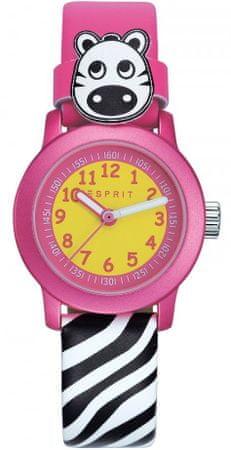 Esprit zegarek dziecięcy Cutie Face Pink (ES106414031)