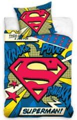 Carbotex Detské obliečky Superman Komiks