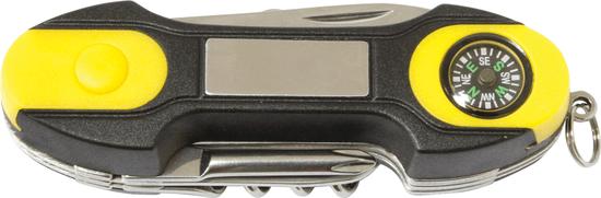 žepni nož Multi Tool Compass, 7 delni