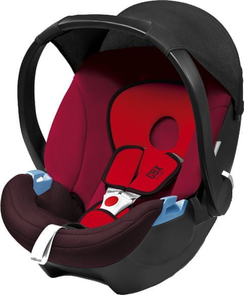 Cybex Aton Basic CBXC 2017, Rumba Red