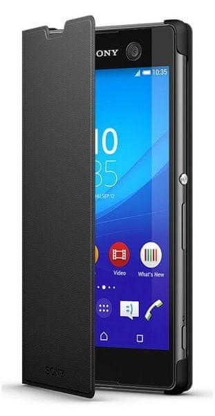Sony pouzdro SCR48, Xperia M5, černé