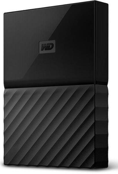 WD My Passport 3TB, černá (WDBYFT0030BBK-WESN)