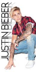 Jerry Fabrics Osuška Justin Bieber 70x140 cm