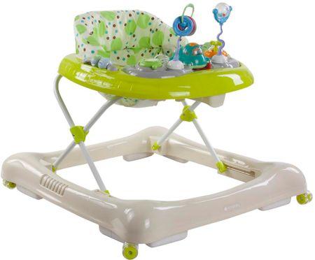 Sun Baby Chodzik samochód, zielono-kremowy