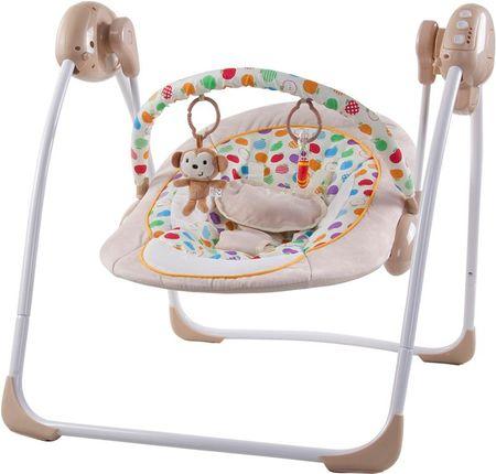 Sun Baby Leżaczek elektryczny Małpka