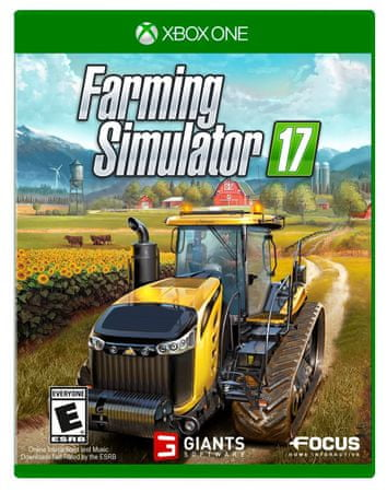 Focus Farming Simulator 2017 (Xbox One)