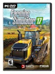 Focus Farming Simulator 2017 (PC)