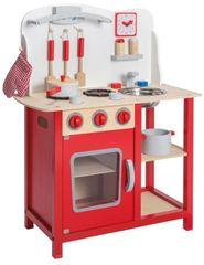 Johntoy Velká dřevěná kuchyňka