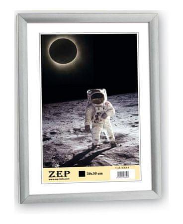 ZEP foto okvir New Lifestyle KL2, 13x18, srebrn