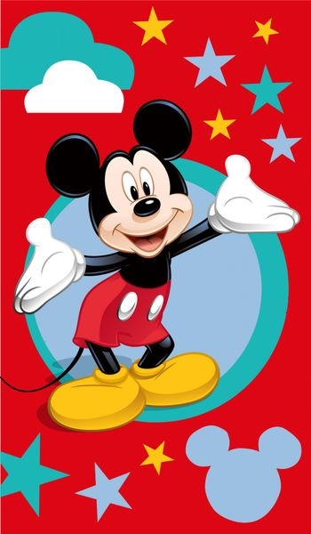 CTI Osuška Mickey Mouse Etoile 70x120 cm
