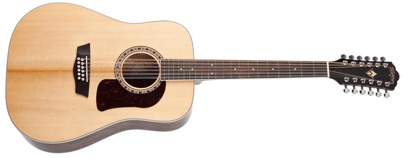 Washburn Heritage HD10S12 Dvanáctistrunná akustická kytara