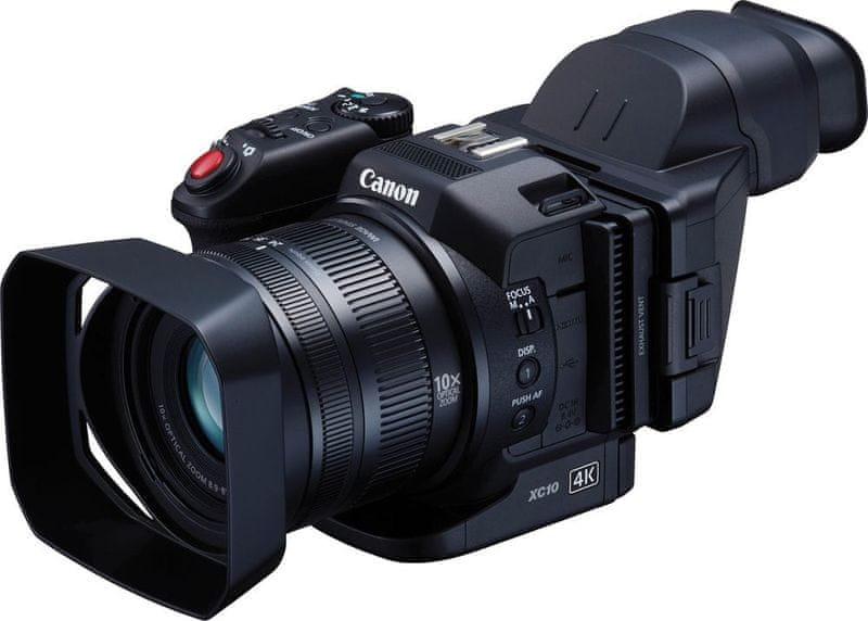 Canon XC10 + 3000 Kč od Canonu zpět
