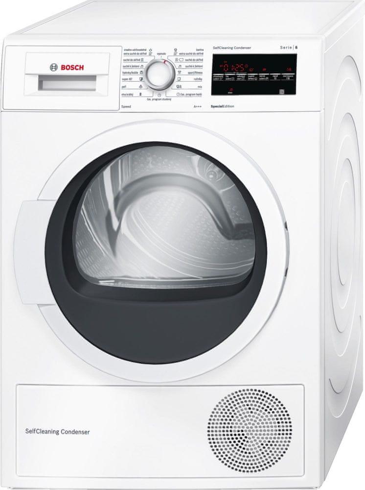 Bosch WTW87467CS