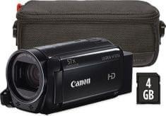CANON LEGRIA HF R706 Videokamera kiegészítőkkel