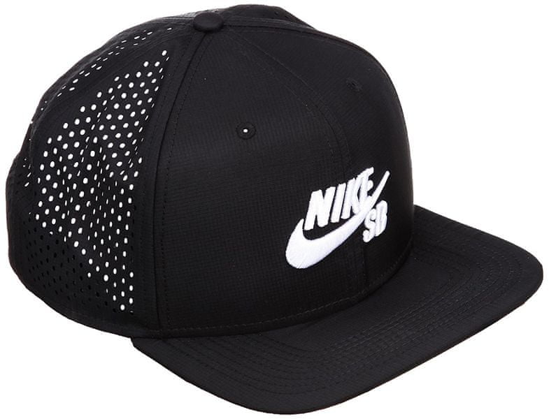 Nike SB Performance Trucker Hat Black/Black/Black/White