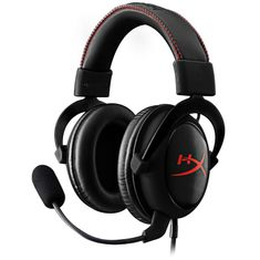 Kingston Gaming slušalice HyperX Cloud Core, USB, crne