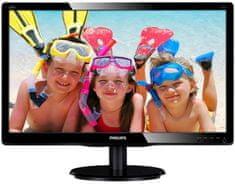 "Philips monitor LCD 19,5"" 200V4QSBR"
