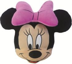 CTI vankúš Disney Minnie Stylish Pink 3D