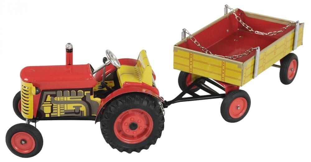 Kovap Traktor a valník Červená