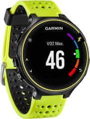 Garmin zegarel sportowy Forerunner 230, czarno-żółty