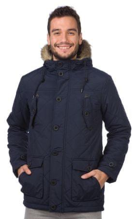 Brave Soul moška jakna Cheltenham M temno modra