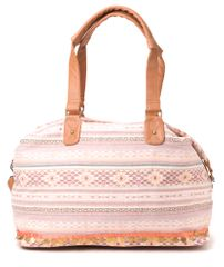 Rip Curl světle růžová kabelka