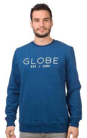 GLOBE bluza męska Mod Crew II M niebieski