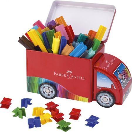 Faber Castell flomastri v tovornjaku