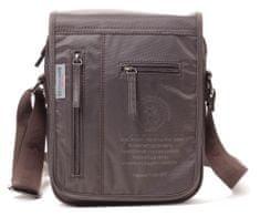 U.S. Polo Assn. hnědá dámská crossbody taška