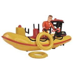 Simba Požárník Sam - Záchranný člun Neptun