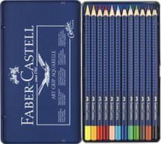 Faber Castell barvice Grip aqua 12/1 kov.