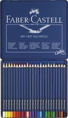 Faber Castell barvice Grip aqua 24/1 kov.