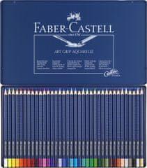 Faber Castell barvice Grip aqua 36/1 kov.