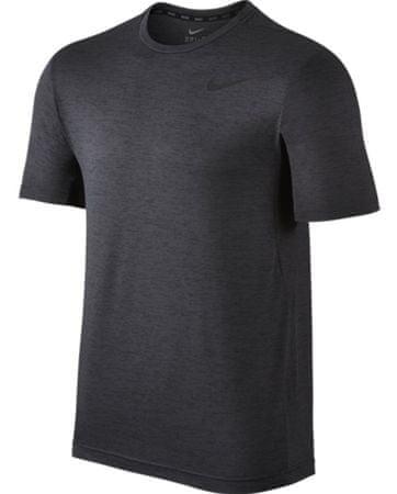 Nike moška majica Dry SS Top Touch Plus, temno siva, velikost XL