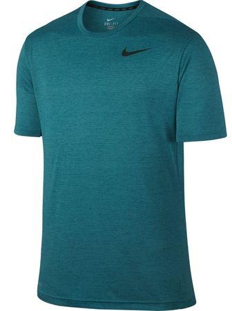 Nike moška majica Dry SS Top Touch Plus, turkizna, velikost M