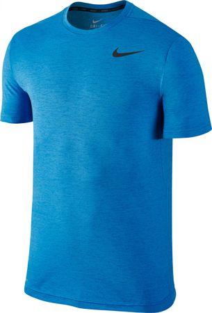 Nike moška majica Dry SS Top Touch Plus, modra, velikost XL