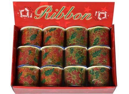 EverGreen set trakov za okraševanje z božično zvezdo, 10+2 kosov