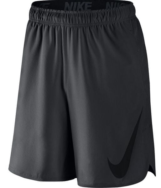"Nike Hyperspeed Woven Men's 8"" Training Shorts Anthracite/Black S"
