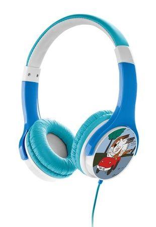 GoGEN słuchawki z Maxipsem, niebieski