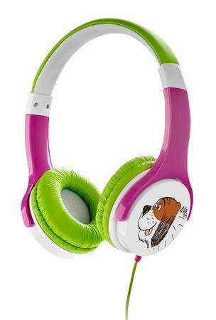 GoGEN otroške slušalke MAXI, roza