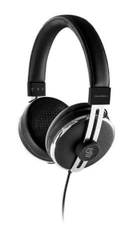 GoGEN słuchawki nauszne HC 01, czarny