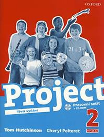 Hutchinson Tom: Project the Third Edition 2 Workbook CZ