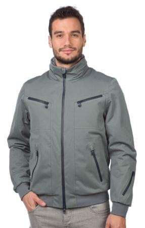 Geox moška jakna 58 siva