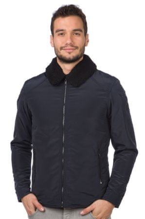 Brave Soul moška jakna Beagle XL temno modra