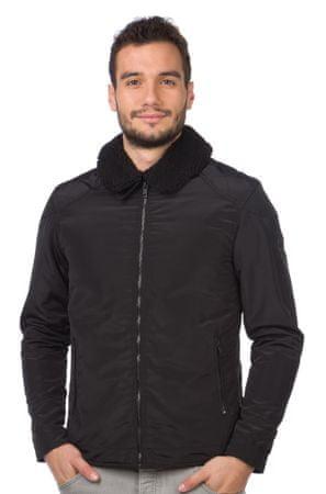 Brave Soul moška jakna Beagle XL črna