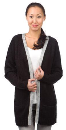 Brave Soul ženski pulover Aisha L črna